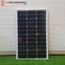 Tấm pin năng lượng mặt trời mini Mono công suất 60W