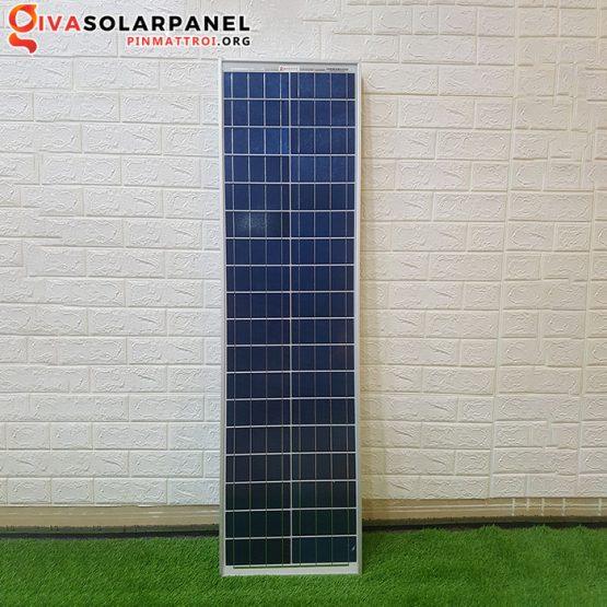 Pin mặt trời mini công nghệ Poly 60W size đứng