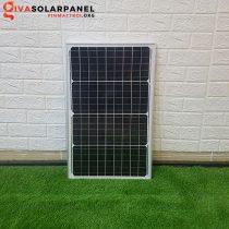 Tấm pin năng lượng mặt trời cỡ nhỏ Mono 40W