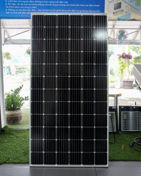 Tấm pin năng lượng mặt trời đơn tinh thể công suất lớn 400W 1
