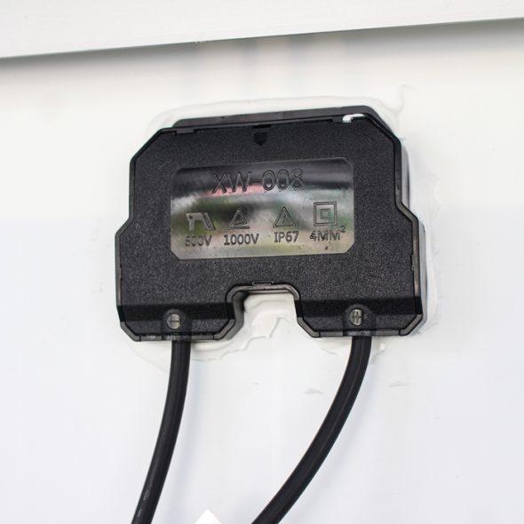 Tấm pin năng lượng mặt trời đơn tinh thể công suất lớn 400W 11