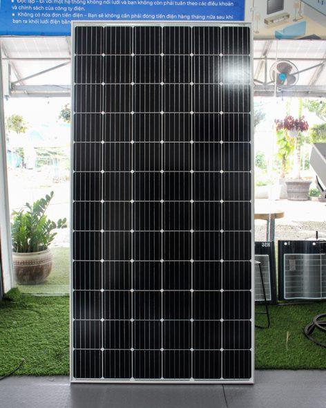Tấm pin năng lượng mặt trời đơn tinh thể công suất lớn 400W 2