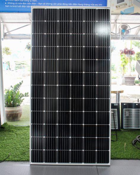 Tấm pin năng lượng mặt trời đơn tinh thể công suất lớn 400W 3