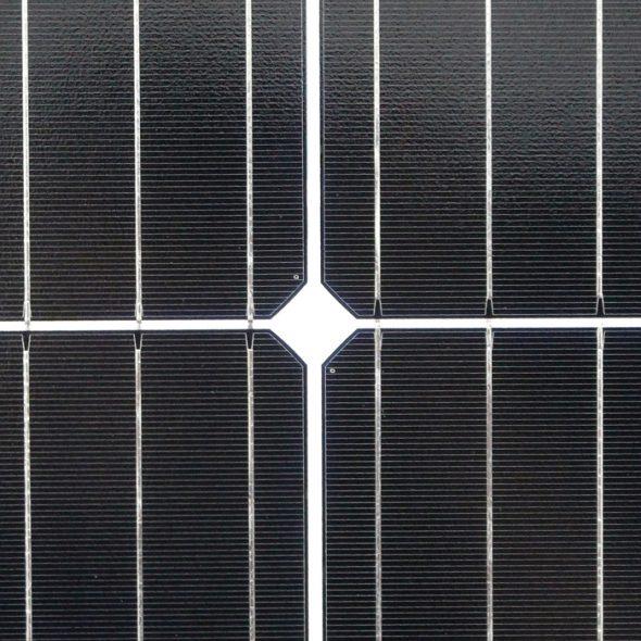 Tấm pin năng lượng mặt trời đơn tinh thể công suất lớn 400W 5