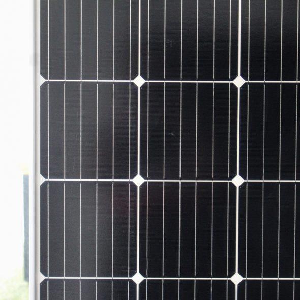 Tấm pin năng lượng mặt trời đơn tinh thể công suất lớn 400W 7