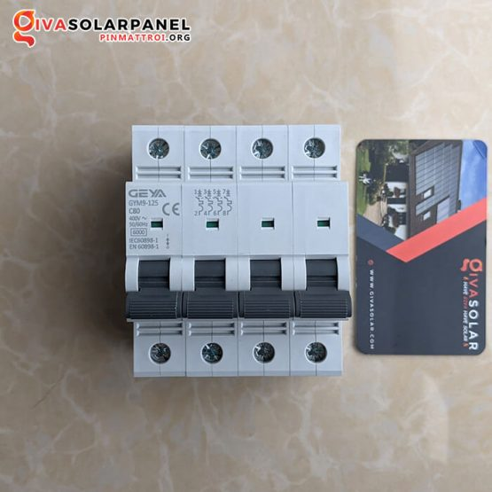 CB AC 4P GYM9 80A GEYA