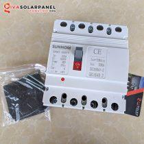 Thiết bị đóng cắt MCCB 4P 225A 1000VDC SUNNOM