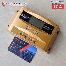 Bộ điều khiển sạc điện mặt trời (solar charge controller) SAKO SCD 10A