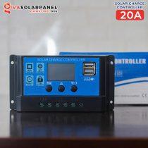 Bộ điều khiển sạc năng lượng mặt trời YJSS 20A