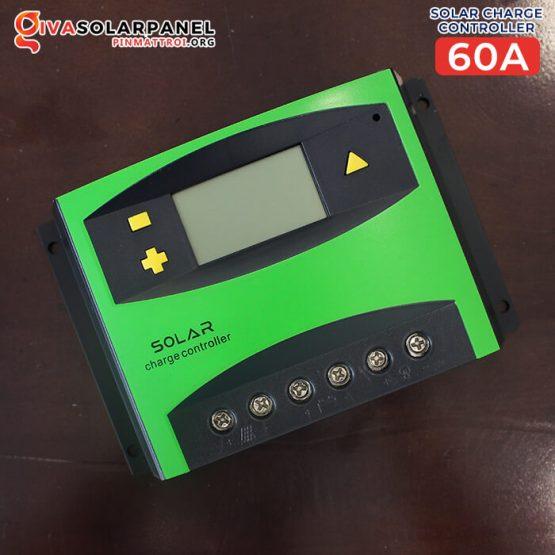 Bộ sạc năng lượng mặt trời PWM LS 60A