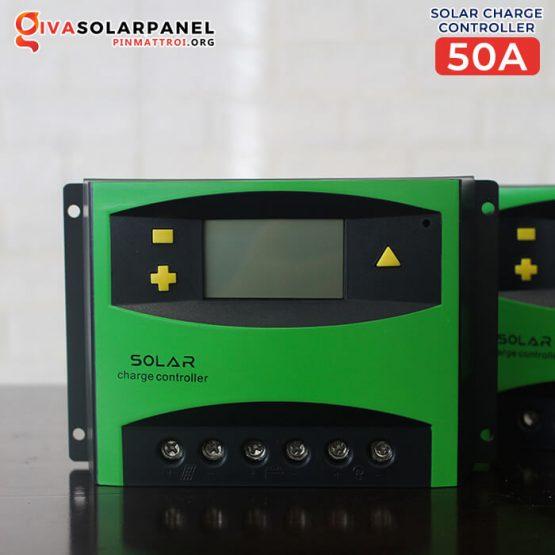 Điều khiển sạc năng lượng mặt trời LS 50A