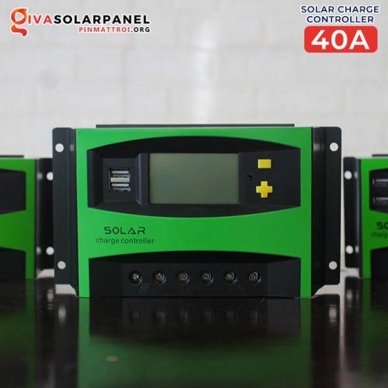 Mạch điều khiển sạc năng lượng mặt trời LS 40A