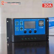 Sạc pin năng lượng mặt trời YJSS 30A