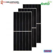 Solar Panel JINKO Tiger Pro Mono JKM530M-72HL4-V 530W