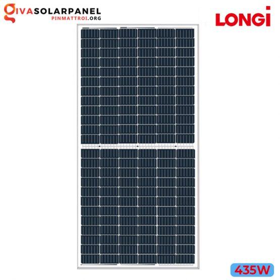 Tấm thu điện mặt trời LONGI LR4-72HPH 435M (435W)