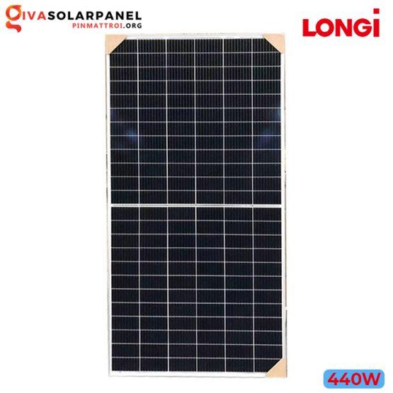 Tấm pin mặt trời LONGI LR4-72HPH 440M (440W)