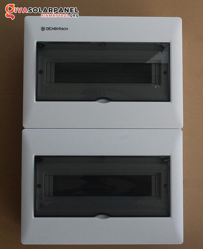 Tủ điện lắp điện mặt trời Denshibox AP-28 1