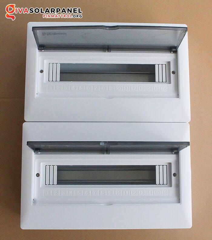 Tủ điện lắp năng lượng mặt trời Denshibox AP-32 2