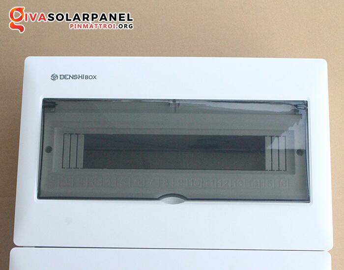 Tủ điện lắp năng lượng mặt trời Denshibox AP-32 4
