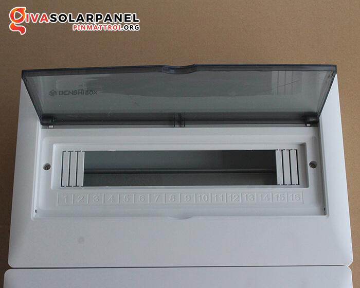 Tủ điện lắp năng lượng mặt trời Denshibox AP-32 5