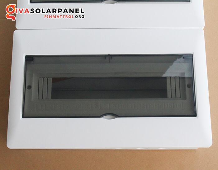 Tủ điện lắp năng lượng mặt trời Denshibox AP-32 6