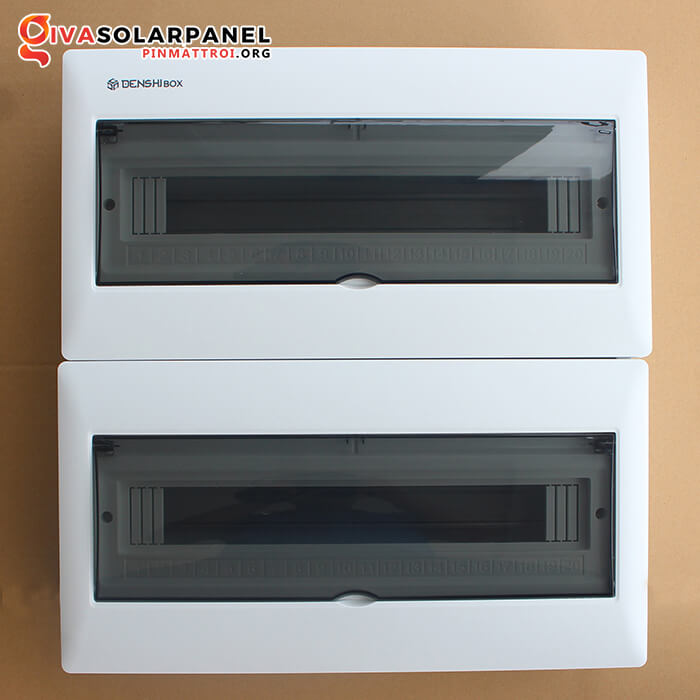 Tủ điện Solar Denshibox AP-40 1