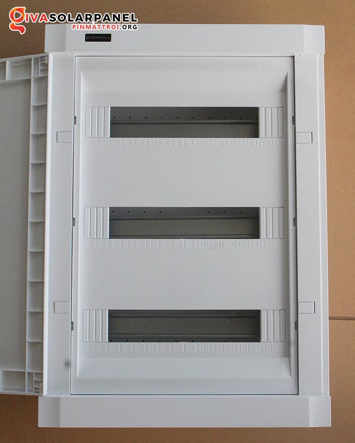 Tủ phân phối điện solar Denshibox A-48 2