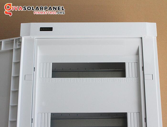 Tủ phân phối điện solar Denshibox A-48 3