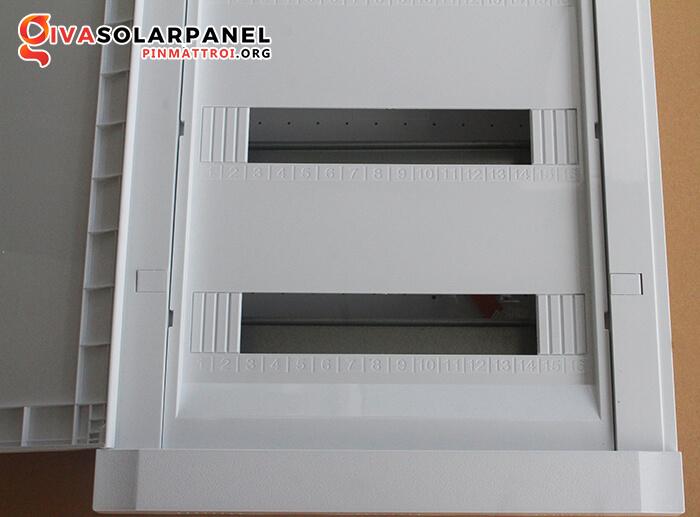 Tủ phân phối điện solar Denshibox A-48 4