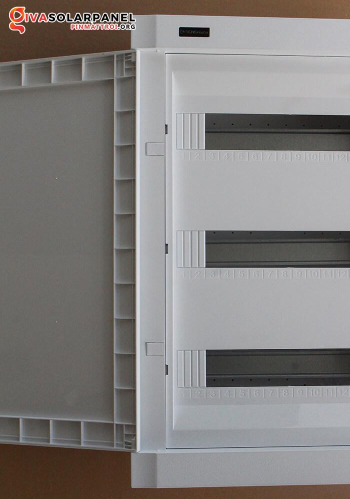 Tủ phân phối điện solar Denshibox A-48 5