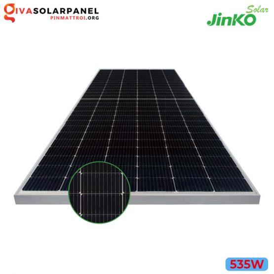Jinko Solar Tiger Pro Mono-Facial 72HC JKM535M-72HL4-V (535W)