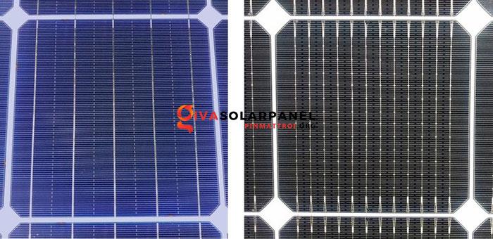 Hiệu suất của tấm pin năng lượng mặt trời 1