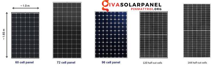 Hiệu suất của tấm pin năng lượng mặt trời 12