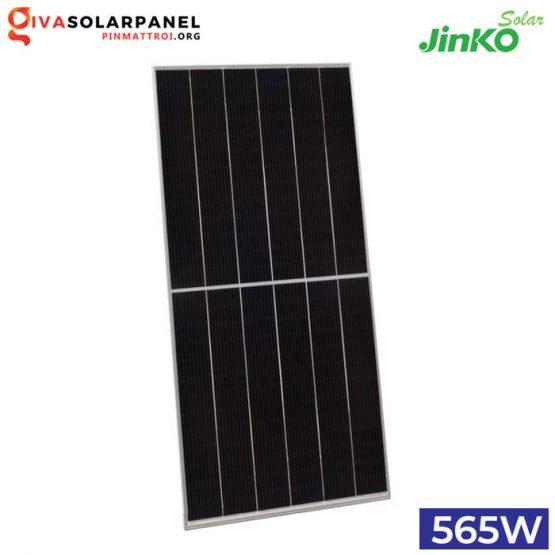 Tấm pin công suất cao Jinko Solar Tiger Pro 565W