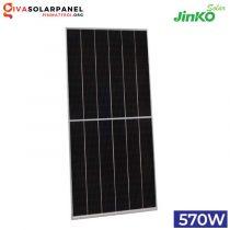 Panel năng lượng mặt trời JinkoSolar Tiger Pro 570W