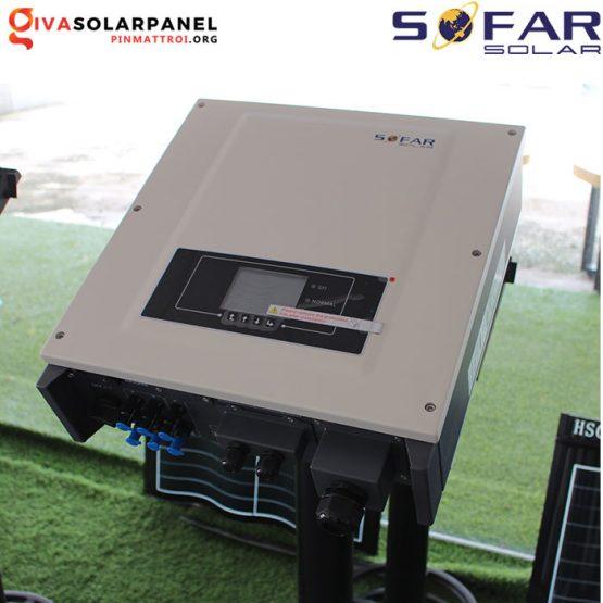 Inverter hòa lưới 3 pha SOFAR 10K~15KTL-G2