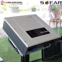 Inverter hòa lưới SOFAR Solar 3.3K~12KTL-X