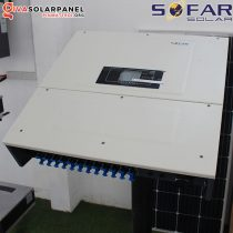 Inverter năng lượng mặt trời SOFAR 50K~70KTL