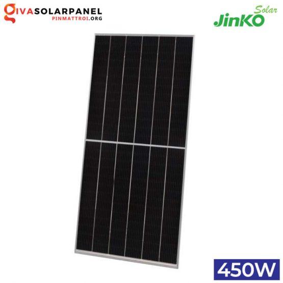 Tấm pin năng lượng mặt trời Jinko Tiger 78M TR 450W