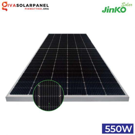 Pin mặt trời JinkoSolar Tiger Pro 72HC 550W | JKM550M-72HL4-V