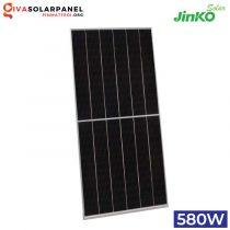Pin năng lượng mặt trời Jinko Solar Tiger Pro 580W | JKM580M-7RL4-V