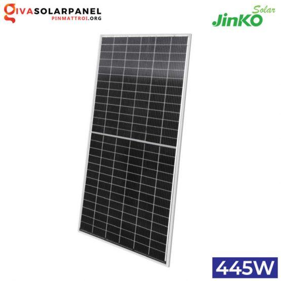 Pin năng lượng mặt trời Jinko Cheetah Plus HC 78M 445W