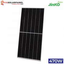 Tấm pin quang điện Jinko Solar Tiger 78M TR 470W
