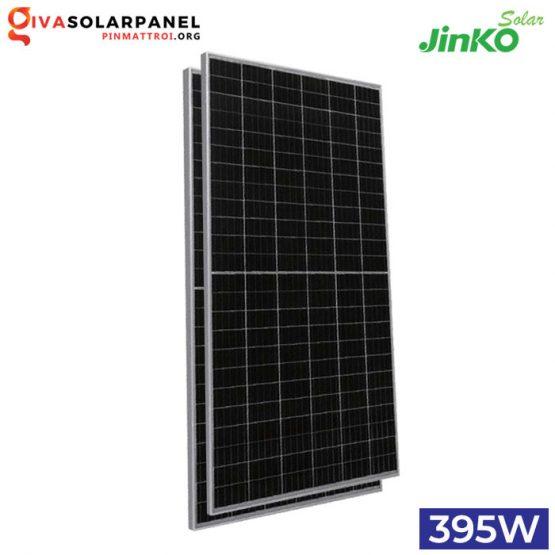 Tấm pin năng lượng mặt trời Jinko Solar Cheetah HC 72M 395W
